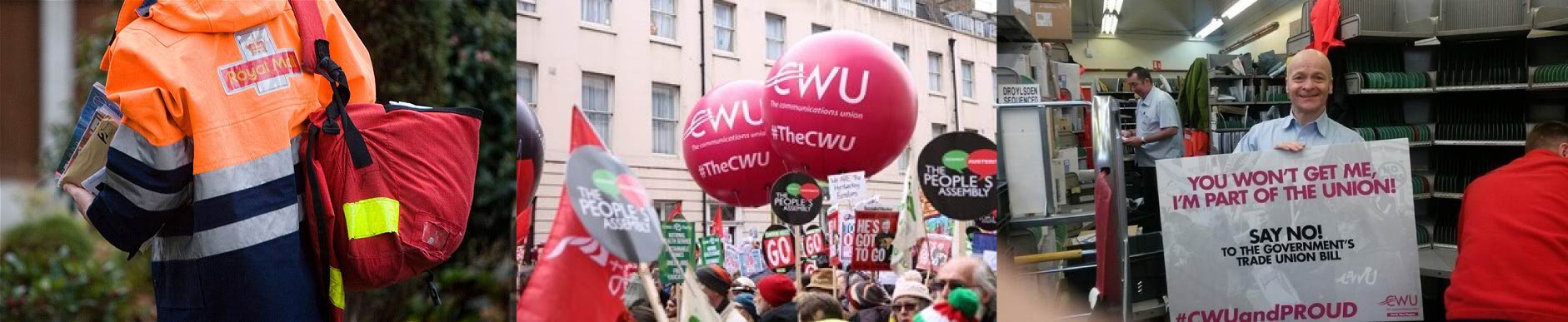 CWU Greater Manchester Branch