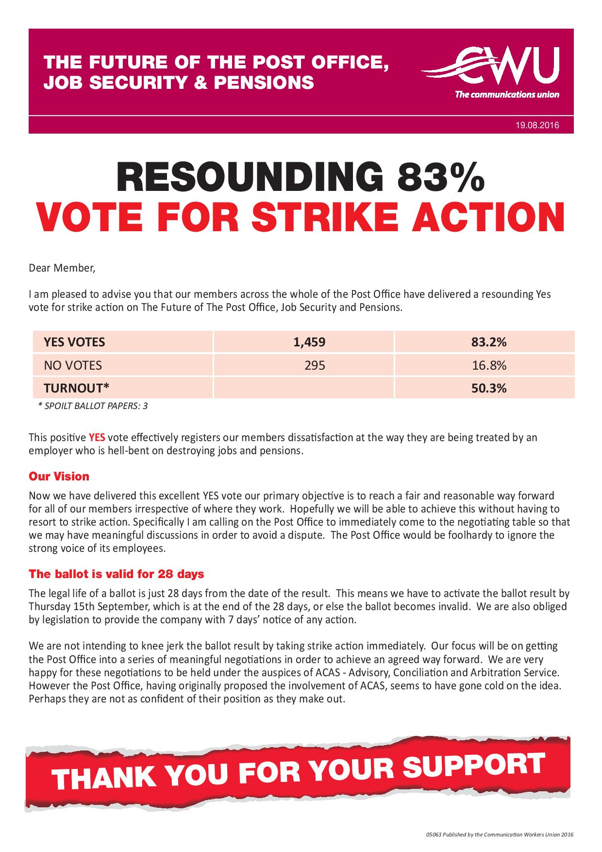 2016.08.19 - 9410 115 05054 YOUR Resounding Vote for Strike Action 19 Aug 2016-page-001